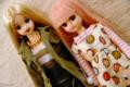 [JeNnY][Licca]ジュリアナ&リカ