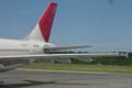 [熊本][飛行機][JAL][A300-600]JA8529  2009-09-03 10:36:59