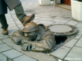 [スロバキア][マンホール]2003-02-12  Bratislava