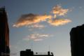 [空][夕焼け]2009-10-27 16:56 東京