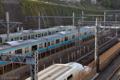 [電車][JR][東京]下御隠殿橋から 2009-10-30 14:23:32