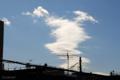 [空][雲]2009-11-18 11:31:56 東京都文京区