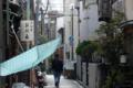 [東京][街角][路地]雨上がり