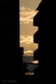 [空][夕焼け]2009-12-01 16:03:31 東京都文京区