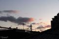 [空][夕焼け]2010-01-05 16:41:22 東京都文京区