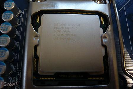 CPU CORE i5-661