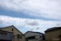 [空][雲]2010-01-21 15:08:00 文京区根津