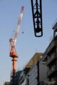 [クレーン]2010-02-03 16:00:16 万世橋から