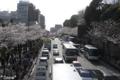 [東京][桜]2010-04-03 15:27:16 靖国通り