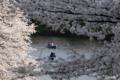 [東京][桜]2010-04-03 15:48:21 桜の窓@千鳥ヶ淵