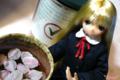 [桜]花びら飾ったよ 2010-04-05