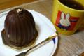 [洋菓子]パティスリー・セレネーのモンブランショコラ
