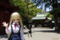 [えっくす☆きゅーと][doll]リアン@根津神社 2010-05-13