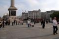 [Photoshop CS5][ロンドン]トラファルガー広場(補正) 2008-05-23 18:07:43