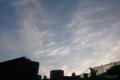 [空][雲][夕焼け]2010-06-06 18:22:52