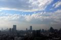 [空][雲]田町・グランパークタワーから 2010-06-16 16:14:34