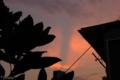 [空][雲][夕焼け]2010-07-23 19:04:20