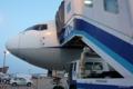 [飛行機]ANA649便 プレミアムシートの食事 2010-07-30 18:54:57