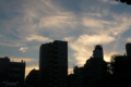 [夕焼け][東京]2010-10-11 17:04:10