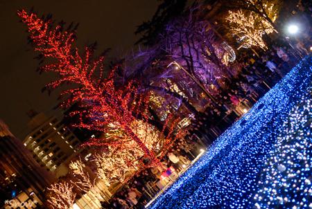 東京ミッドタウン 2010-12-12 17:42:16