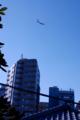 [東京][街角]飛行船 2010-12-17 11:35:21