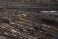 [電車][東京][街角]上野 2010-12-18 15:04:18