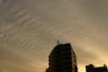 [空][雲][夕焼け]2011-01-11 16:17:15