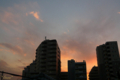 [空][雲][夕焼け]2011-01-12 16:39:38