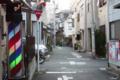[東京][街角][路地]千駄木2丁目 2011-01-14 15:09:15