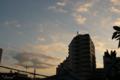 [空][雲][夕焼け]2011-01-25 16:34:14