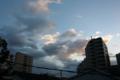 [空][雲][夕焼け]2011-01-27 16:42:43