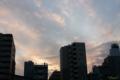 [空][雲][夕焼け]2011-02-02 16:55:40