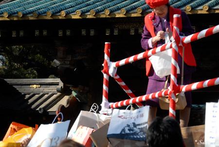 根津神社 節分祭 2011-02-03 14:27:55