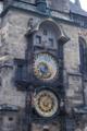 [チェコ]プラハ天文時計 2003-02-15