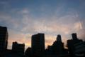 [空[雲][夕焼け]2011-03-05 17:31:57
