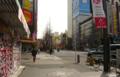 [東京][街角][秋葉原]中央通り 2011-03-14 14:12:26