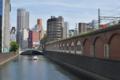 [東京][街角]神田川@昌平橋 2011-05-15 13:05:33