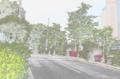[東京][街角]淡路坂(スケッチ風1) 2011-05-25 15:59:23