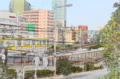 [東京][街角]淡路坂から総武線と中央線 2011-05-25 15:59:36