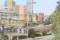 淡路坂から総武線と中央線 2011-05-25 15:59:36
