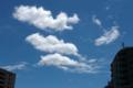 [空][雲]台風一過 2011-05-30 13:01:03