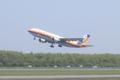 [熊本][飛行機]2003-04-27 11:07:34 JA8566 A300B4-622R