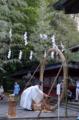 [東京][神社]根津神社 大祓 2011-06-30 18:15:34