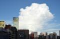 [空][雲]聖橋 2011-08-05 16:30:00