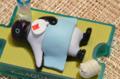 [おまけ]畳でお昼寝 暑い夏のお昼寝にフロムアクア