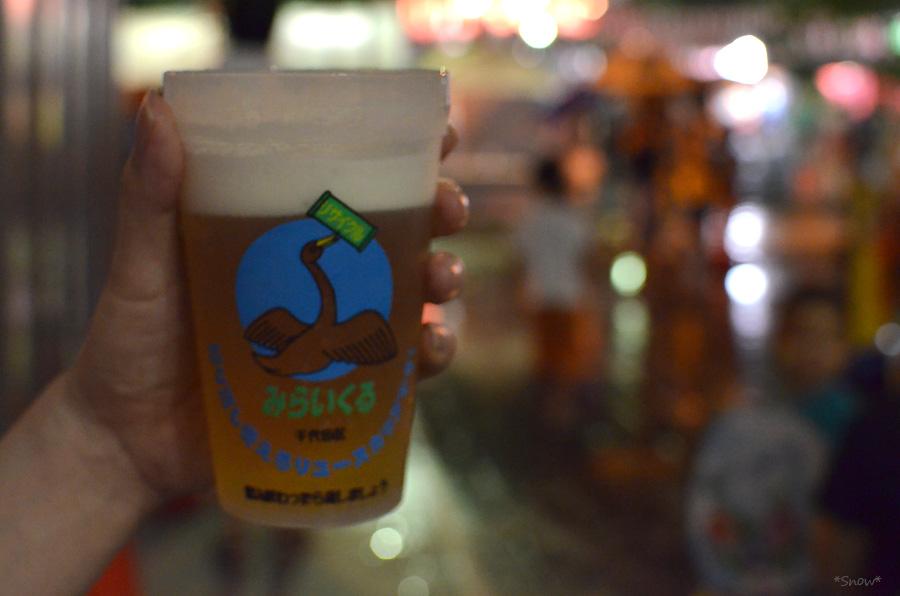 芳林公園 納涼祭 2011-08-19 19:59:40