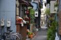 [東京][街角][路地]根津 2011-10-11 13:07:00