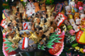 [東京][神社][祭]犬の熊手 2011-11-02 13:48:47