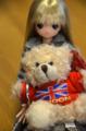[えっくす☆きゅーと][doll]テディベアとリアン