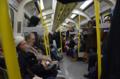 [ロンドン]地下鉄 2011-12-06 15:06:56